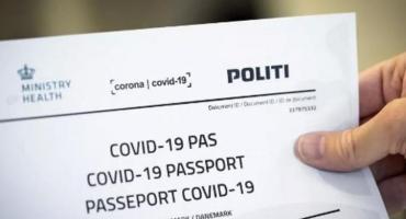 Coronavirus: presentan un pasaporte de COVID-19 negativo para turistas