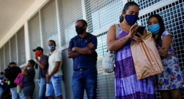 Coronavirus en Brasil: alarma por más de 42 mil infectados y 1.220 muertos en un día