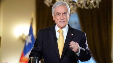 Chile: derecha oficialista se rebela contra el Presidente Piñera