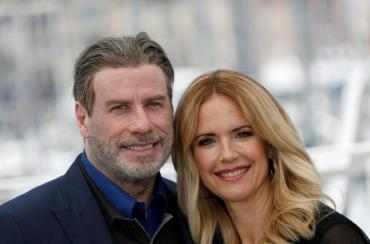 John Travolta y su emotiva despedida a su mujer, Kelly Preston: