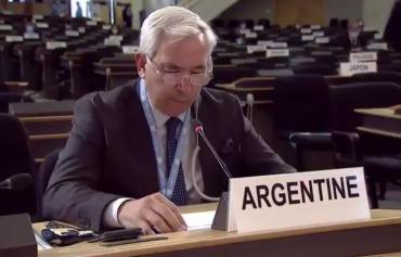 Venezuela: Argentina expresó