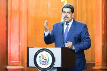 La justicia suiza descubrió más de 10 mil millones de dólares en fondos sospechosos vinculados a Maduro