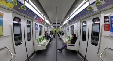 El viernes 17 de julio se registró un 23% de circulación de pasajeros en AMBA