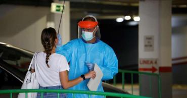 Coronavirus en Madrid: Crece la presión en los hospitales con más de 4.000 nuevos positivos