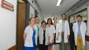 Médicos de La Plata: