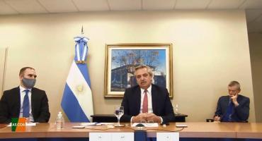 Alberto Fernández en Consejo de las Américas: