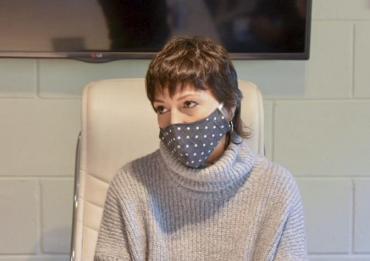 Coronavirus: Mayra Mendoza en aislamiento preventivo por ser contacto estrecho de una infectada