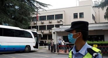 Tensión: China responde a Washington y ordena cerrar consulado de EE.UU. en Chengdu
