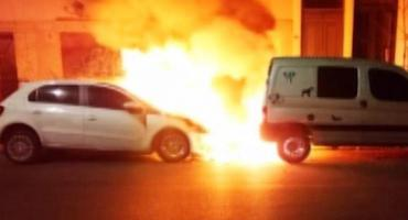 Detuvieron a un hombre con dos bombas molotov en Flores