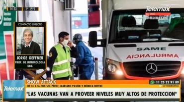 Inmunólogo sobre desarrollo de vacuna contra coronavirus en Argentina: