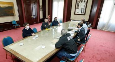 Kicillof y Larreta analizaron la situación epidemiológica y económica del AMBA y los pasos para la nueva cuarentena
