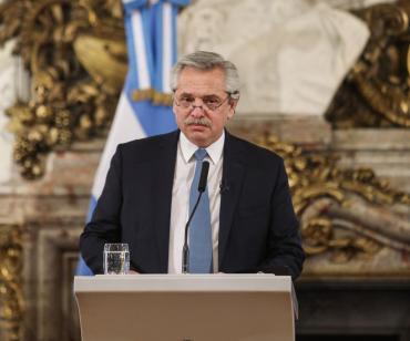 Alberto Fernández, proyecto de Reforma Judicial: