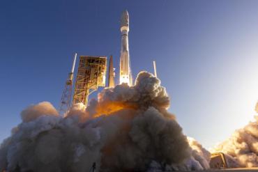 La Nasa lanzó hacia Marte a su robot Perseverance en búsqueda de vida en el planeta rojo