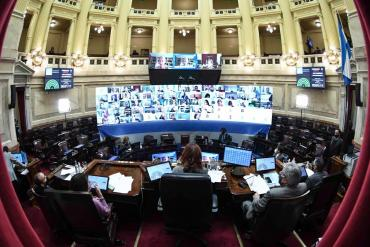El Senado inicia el debate de la reforma judicial con la participación de la Ministra Losardo