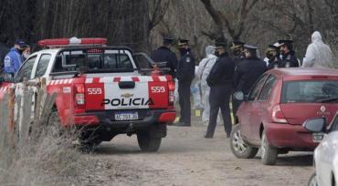 Horror en Neuquén: asesinaron a golpes a una mujer y tiraron su cuerpo a un canal