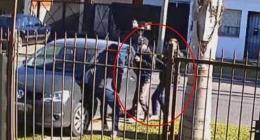 Almirante Brown: los antecedentes de los detenidos por robo del auto con un niño adentro