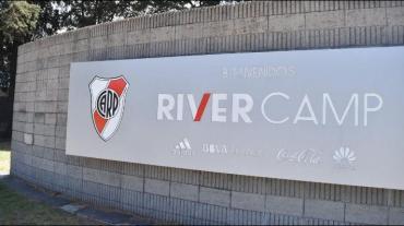River acondiciona su predio deportivo en Ezeiza ante posible vuelta del fútbol