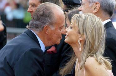 Juan Carlos I se va de España: quién es Corinna Larsen, su ex amante que sacude a la corona