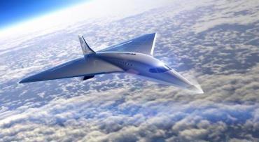 Virgin y Rolls-Royce se asocian para fabricar un avión supersónico de pasajeros