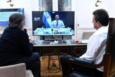 Deuda: el Gobierno argentino llegó a un acuerdo con los bonistas tras mejorar la oferta