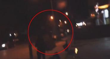 VIDEO: así le robaron en Córdoba a movilera de TV cuando hacía una nota en vivo