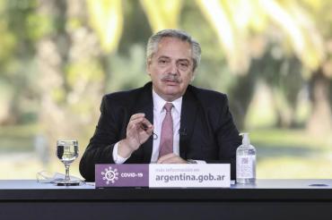 Alberto Fernández relanzó el Plan Procrear: