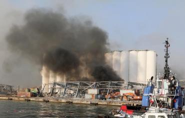 Explosiones gigantescas en El Líbano en almacén de fuegos artificiales: más de 70 muertos y al menos 3700 heridos
