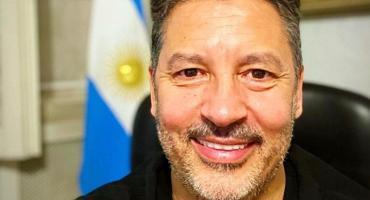 El intendente de Merlo, Gustavo Menéndez, anunció que recibió el alta tras superar el coronavirus