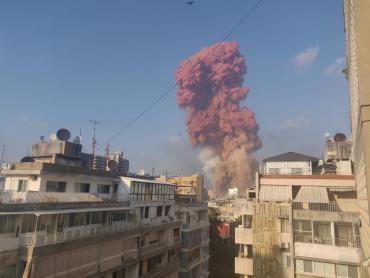 Explosión en Beirut: cómo llegó a Líbano la mortal carga de nitrato de amonio que causó la trágica explosión
