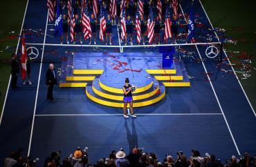 Vuelve el US Open y la Asociación de Tenis dio a conocer el estricto protocolo sanitario