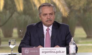 Alberto Fernández en inauguración de Hospital de Ituzaingó: