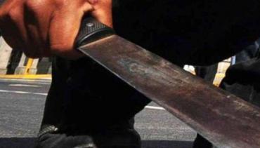 Salta: intentó asesinar a su ex con un machete y a amigo que estaba con ella
