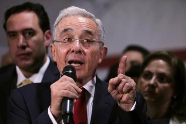 Coronavirus: Álvaro Uribe, ex presidente de Colombia, tiene Covid-19