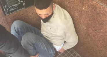 Motochorro detenido con una tobillera electrónica tras robar US$ 10 mil