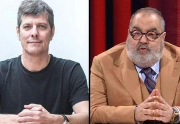 Mano a mano: Mario Pergolini y Jorge Lanata, sobre el teletrabajo y la reforma laboral