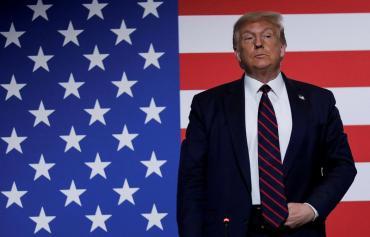 Donald Trump ve posible tener vacuna contra COVID-19 antes de elección del 3 de noviembre