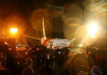 India: en el accidente aéreo de repatriados por Covid-16 hubo al menos 16 muertos