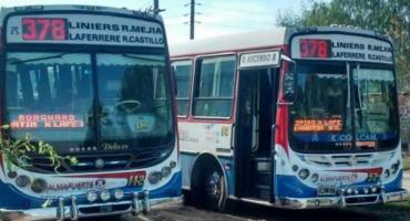 16 choferes de la empresa de colectivos Almafuerte, que opera en La Matanza, tienen coronavirus