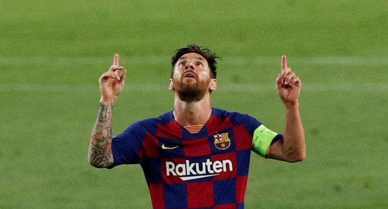 Messi y el Barcelona; imparables: golearon al Nápoli y se metieron en Cuartos de Final de Champions League