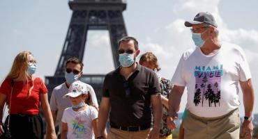 Francia registra su mayor número de muertes y hospitalizaciones desde abril