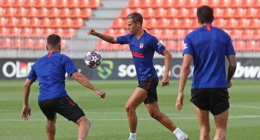 Previo a su partido por cuartos de Champions, Atlético Madrid informó dos casos de coronavirus