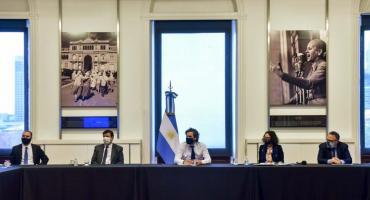 Para discutir la etapa post pandemia, Gobierno pone en marcha nuevos gabinetes