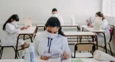 Más de 10.400 alumnos comienzan las clases presenciales en San Juan
