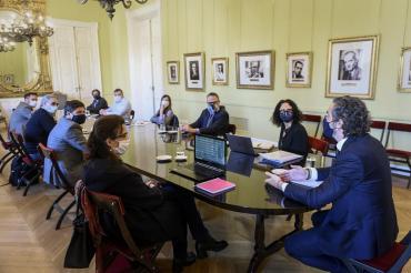 Coronavirus: preocupa al Gobierno la dificultad para reactivar la economía ante avance de la pandemia