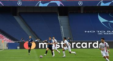 CHAMPIONS LEAGUE: Atalanta da el golpe ante el PSG y gana en el primer partido de cuartos