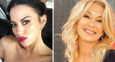 Karina Jelinek enojada con Yanina Latorre: