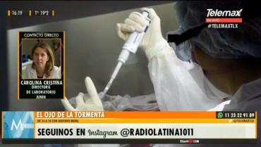 Directora de laboratorio CIBA de Junín sobre testeos: