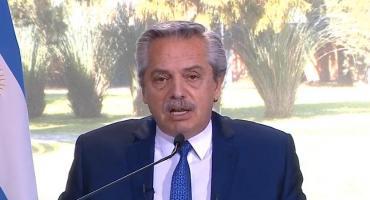 Alberto Fernández, sobre la vacuna contra el coronavirus: