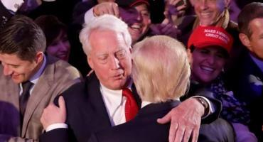 Coronavirus: internaron en Nueva York a hermano del presidente Donald Trump y está en grave estado
