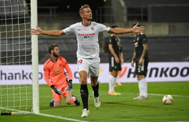 Hazaña del Sevilla: le ganó 2-1 al Manchester United y pasó a la final de la Europa League